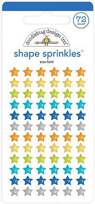 Star-fetti Shape Sprinkles