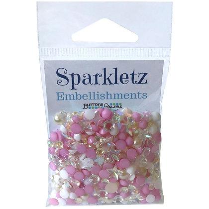 Sparkletz Embellishment Pack 10g Barefoot Beach