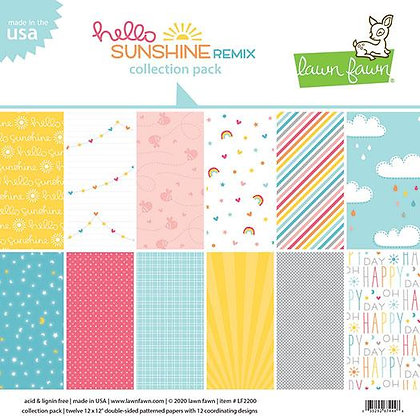 Hello sunshine remix collection pack