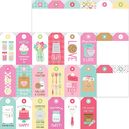 Treat tags doble cara cardstock