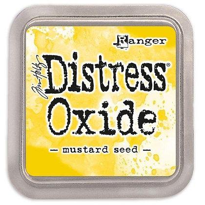 Tim Holtz Distress Oxides Ink Pad Mustard Seed