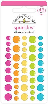 Birthday girl assorment Sprinkles