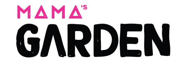 Logo - Mama's Garden - Mama Manoush