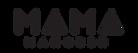 Logo - Mama Manoush - Black