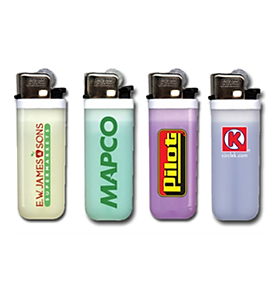 Calico® Pastel Palm Sized Lighters