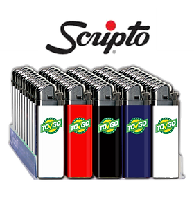 Authorized Scripto® Lighter Distributor