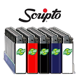 Authorized Scripto®  Lighter Distributor