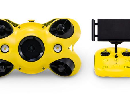 Vedenalaiset dronet eli ROV laitteet