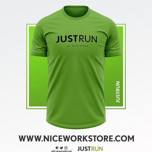 JustRun Short Sleeve