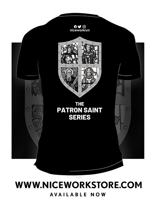 Patron Saints Series Short Sleeve