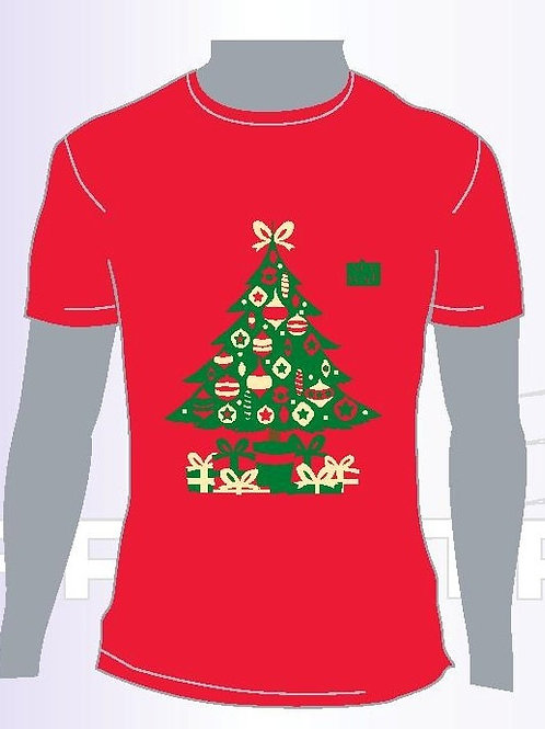 Festive Shirt Short Sleeve