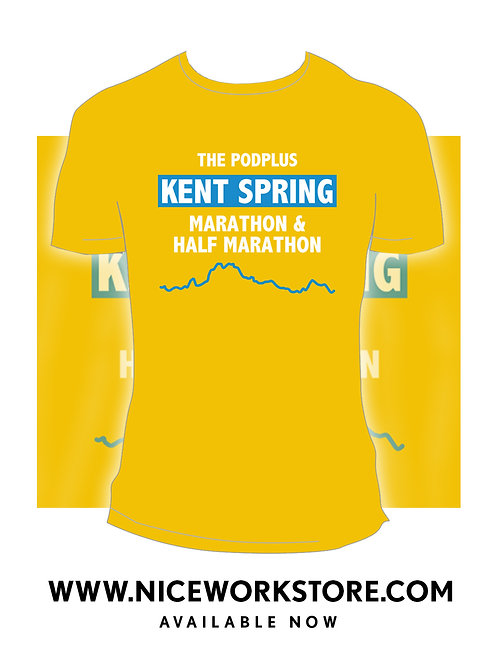 Kent Spring Marathon & Half Short Sleeve