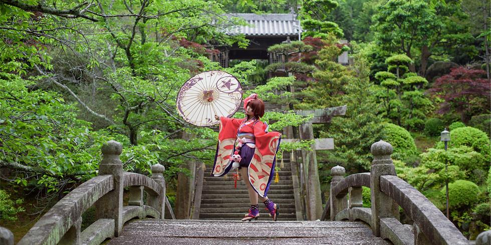 Coseve kasaoka in 菅原神社