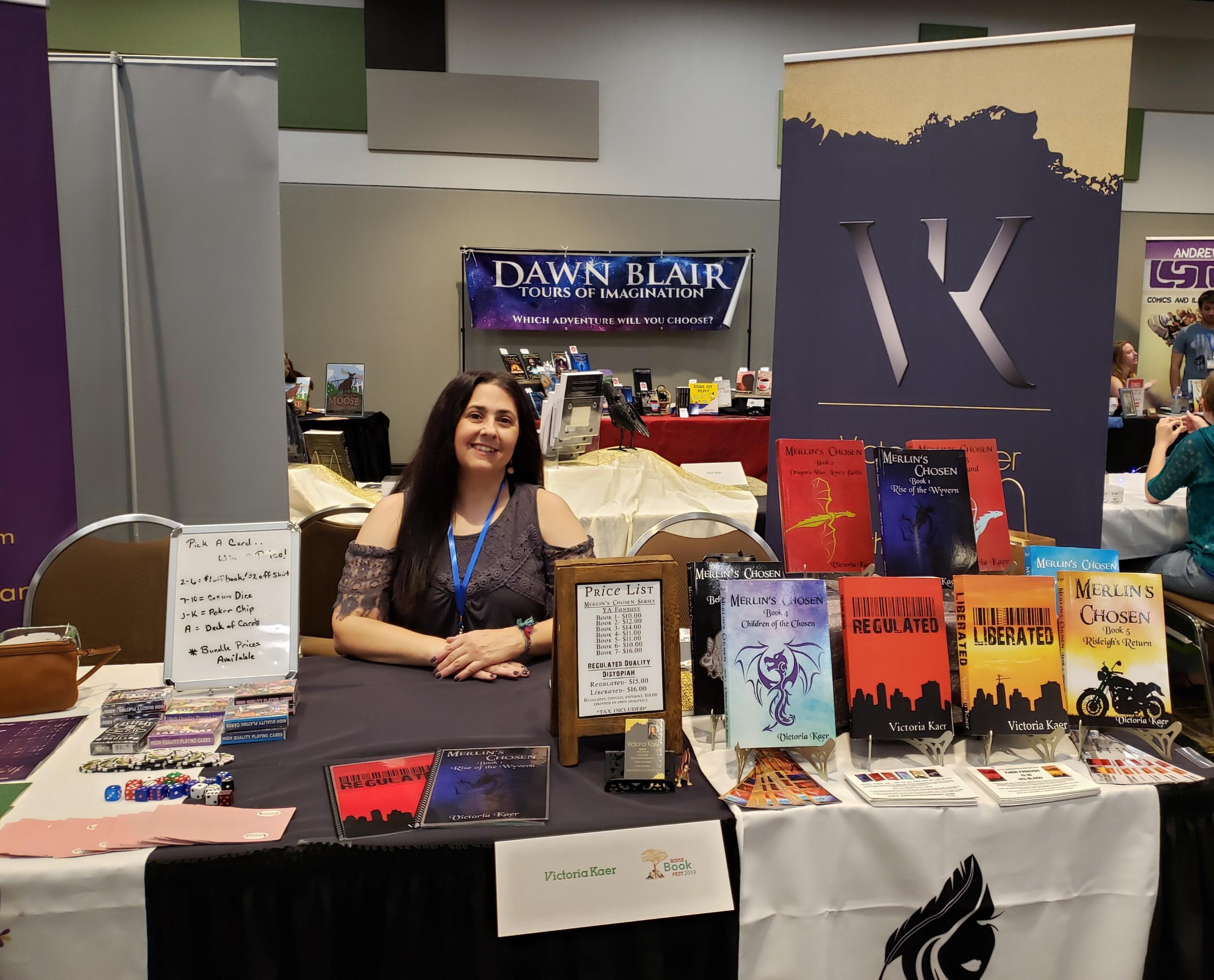 Boise Book Festival