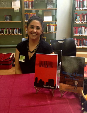 Local author showcase 3-2015