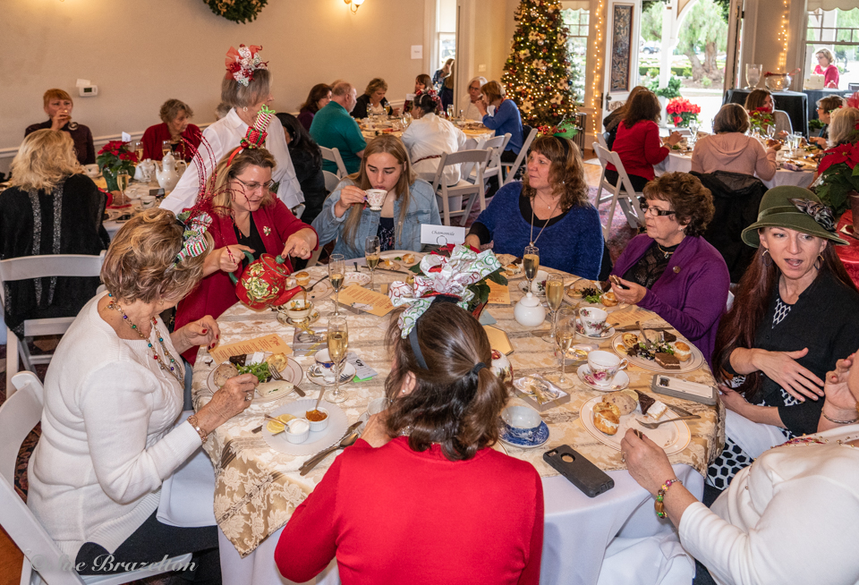 16 Holiday Tea 2019