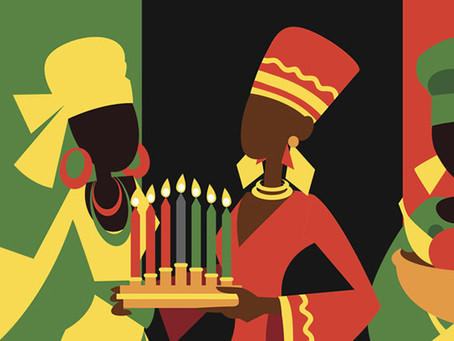 HAPPY HOLIDAYS - Kwanzaa Has a Message for Us All