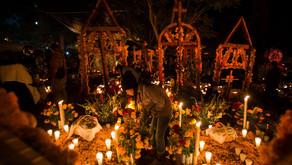 Día de los Muertos Community Altars at Villa Mira Monte