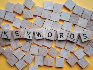 KW RESEARCH - SEARCH TERMS