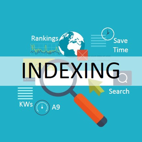 INDEXING OPTIMIZATION
