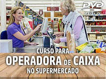 Curso para Operador de Caixa no Supermercado