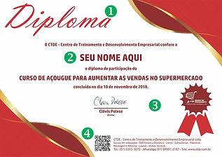 CTDE - Certificado