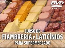 Curso de Fiambreria e Laticinios para Supermercado