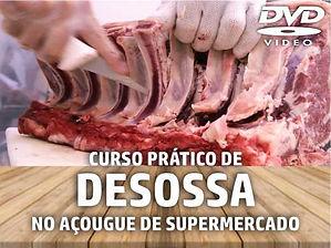 Curso de Desossa no Acougue  de Supermercado