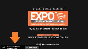 Ao vivo - 20 de janeiro de 2021 - 21ª Expo Supermercados