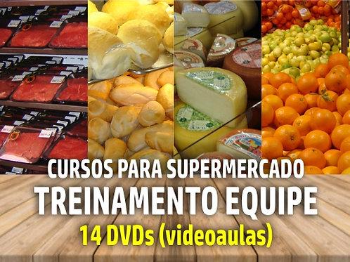 14 Cursos de Treinamento Operacional para Supermercados - OFERTA ESPECIAL