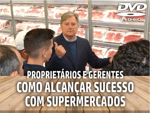 Curso para Proprietários e Gerentes de Supermercado - Volume 1 e 2