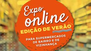 Expo Supermercados com +100 palestras e +80 especialistas em varejo!