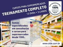 Cursos para Supermercado - Treinamento Completo