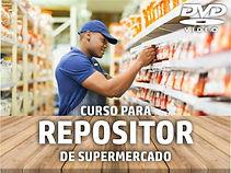 Curso para Repositor de Supermercado