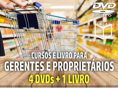 Proprietários e Gerentes - Como alcançar sucesso com Supermercado