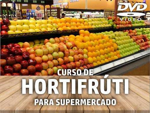DVD - Curso de Treinamento: Hortifrúti no Supermercado