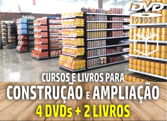 Construção e Ampliação - Guia definitivo para abrir um Supermercado de Sucesso
