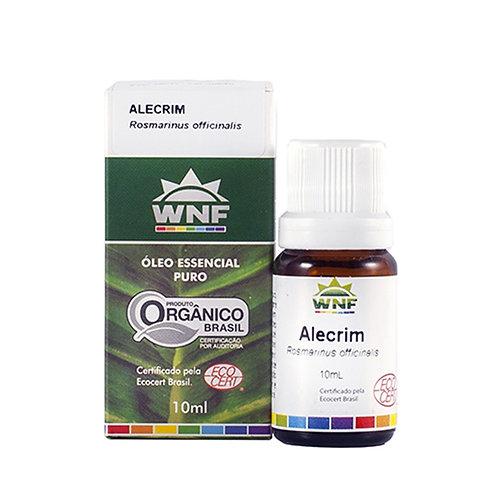 Óleo Essencial Alecrim - Rosmarinus Officinalis 10ml - WNF