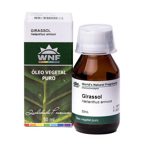 Óleo Vegetal Girassol - Helianthus Annuus 50ml - WNF