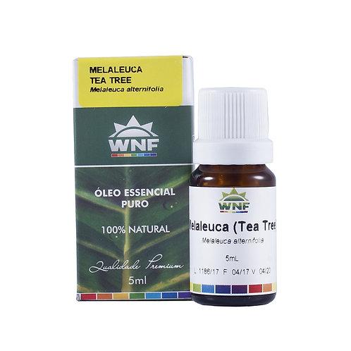 Óleo Essencial Melaleuca - Melaleuca Alternifolia 5ml - WNF