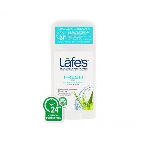 Desodorante Natural Twist-Stick Fresh 63g - Lafe's