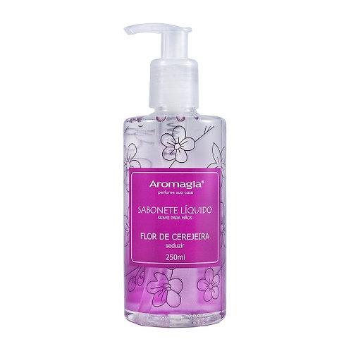 Sabonete Líquido para as Mãos Aromagia Flor de Cerejeira 250ml - WNF