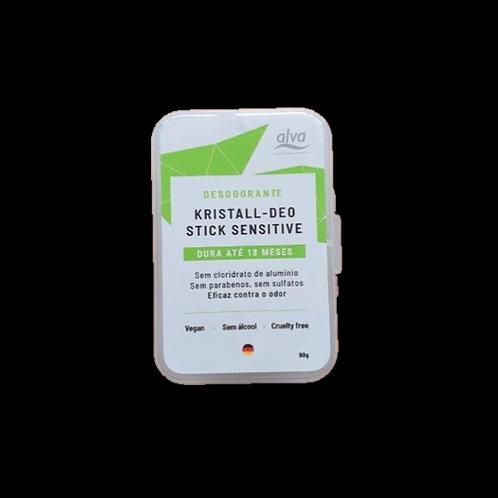 Desodorante Natural Stone Kristall Sensitive 90g - Alva