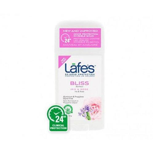 Desodorante Natural Twist-Stick Bliss 63g - Lafe's