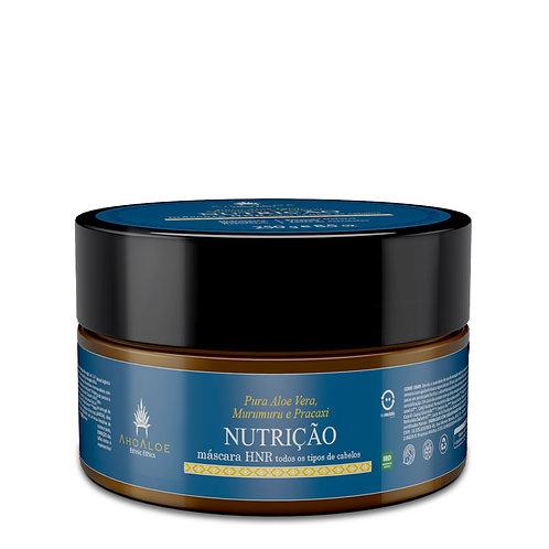 Máscara Natural Vegano de NUTRIÇÃO Capilar todos tipos de cabelo 250g - AhoAloe