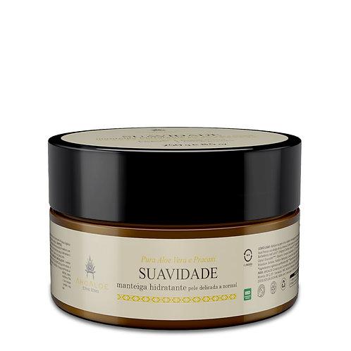 Manteiga Natural Vegano Hidratante SUAVIDADE 250g - AhoAloe