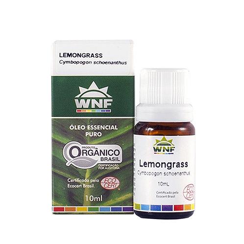 Óleo Essencial Lemongrass - Cymbopogon Schoenanthus 10ml - WNF