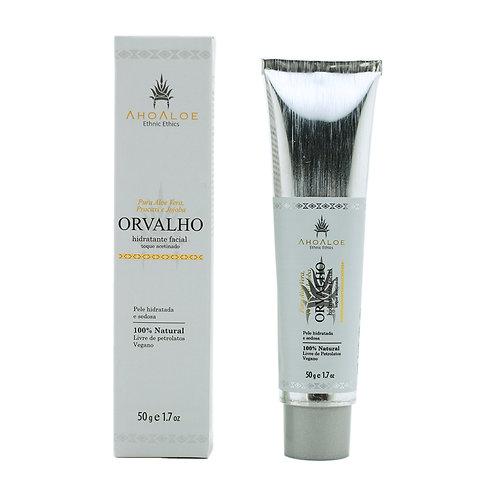 Hidratante Facial Natural Vegano ORVALHO 50g - Ahoaloe