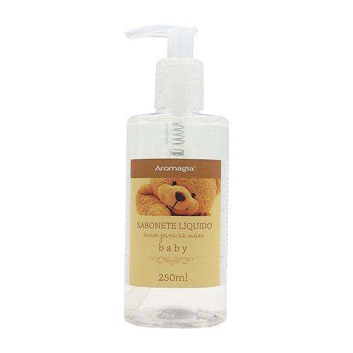 Sabonete Líquido para as Mãos Aromagia Baby 250ml - WNF