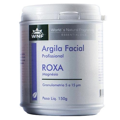 Argila Roxa Natural 150g - WNF